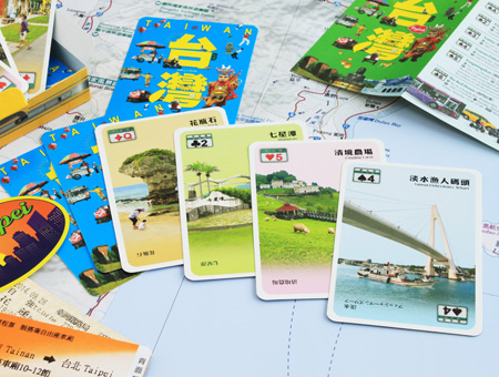 Taiwan Scenery Playing Cards-003